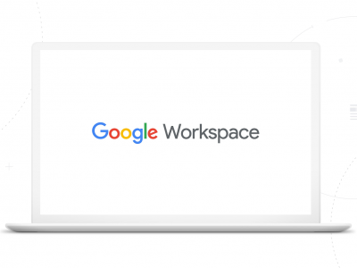 New Google Workspace, Change the Way You Work