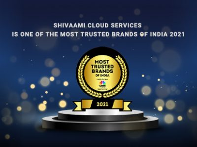 Shivaami wins the 'Most Trusted Brands of India 2021' Award