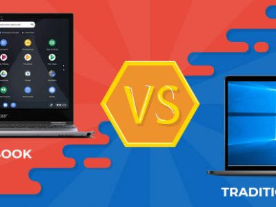 Chromebook vs. Traditional Laptop: Which is the right one for you?